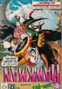 Origine hawkman dc comics brave and bold