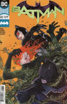 Catwoman poison ivy batman comics