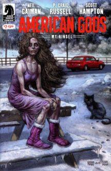American Gods comics benzi desenate ainsel noi