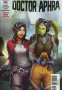 doctor aphra benzi desenate noi marvel star wars