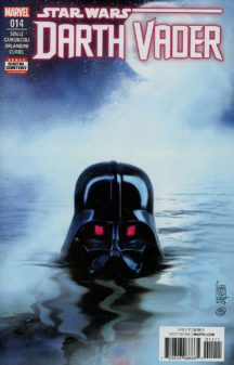 Set Darth Vader Star Wars marvel benzi comics