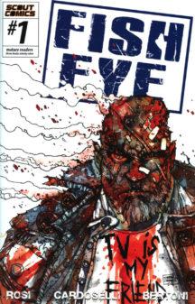 Fish eye film benzi desenate ecranizate scout comics