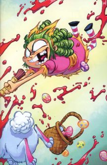 i hate fairyland image comics virgin cover violent