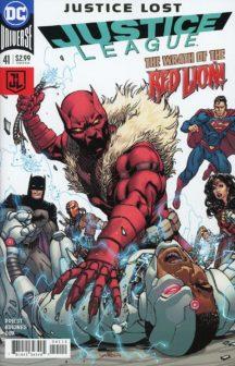 Justice League dc comics benzi desenate noi