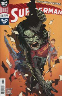 superman bizarro benzi desenate noi dc comics