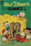 walt disney comics donald duck carl barks