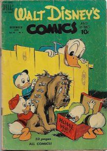 walt disney comics donald duck carl barks