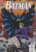 Joker Batman cover dc comics benzi desenate noi