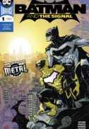 Batman signal dc comics benzi desenate noi
