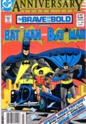 batman prima katana prime aparitii benzi desenate comics vechi
