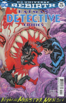 Detective Comics benzi desenate noi batman