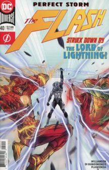 Flash lord of lightning benzi desenate noi