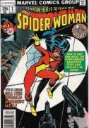 Origine spider-woman marvel benzi desenate vechi