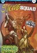Dark Nights metal suicide squad dc comics benzi noi