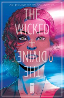 wicked divine benzi desenate image comics noi