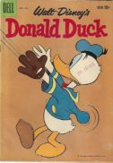 walt disney donald duck golden age comics benzi desenate