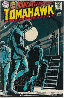 Tomahawk neal adams dc comics benzi desenate vechi