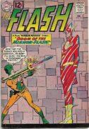 Flash Mirror master dc comics benzi desenate vechi de colectie