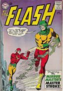 Flash Mirror Master dc comics benzi desenate vechi
