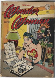 Wonder Woman golden age dc comics veche