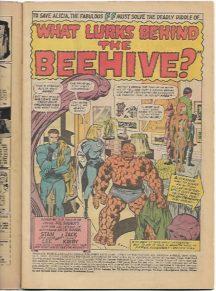 marvel jack kirby origine HIM WARLOCK comics benzi vintage