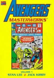 Volum Avengers Masterworks Marvel Thor Loki Hulk