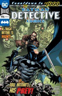 Detective comics benzi desenate cu Batman comics noi dc