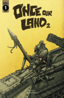 Once our land scout comics