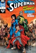 Superman dc comics supergirl benzi desenate noi