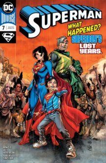 Superman dc comics supergirl benzi desenate noi