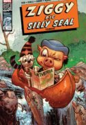 ziggy pig seal comics marvel benzi desenate noi