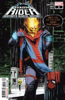 Cosmic Ghost Rider benzi desenate Marvel noi in Romania