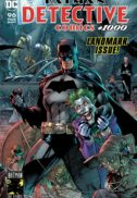 Detective comics 1000 jim lee benzi desenate noi numar gigant