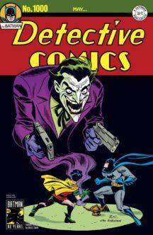 Numar Gigant dc comics bruce timm joker cover