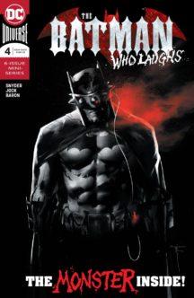 Batman who laughs dc comics monster inside