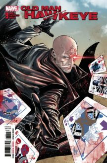 Old man hawkeye benzi desenate noi marvel
