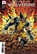 Return of Wolverine comic benzi desenate romanesti romania