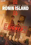 Greg Pak ronin island benzi desenate noi boom comics