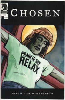 chosen serial netflix mark millar dark horse comics