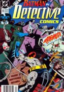 Lot benzi desenate batman detective comics vechi