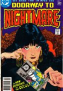 Prima madame xanadu doorway to nightmare dc comics