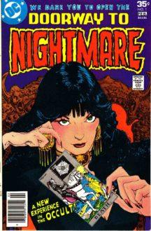 Prima madame xanadu doorway to nightmare dc comics