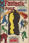 Fantastic Four HIM Warlock prima aparitie marvel