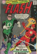 Flash Dc comics benzi desenate vechi