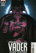 Vader dark visions benzi desenate Marvel