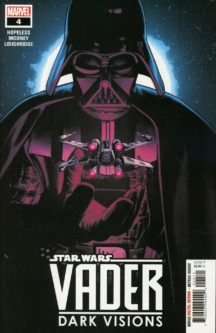 Vader dark visions benzi desenate Marvel