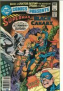 DC Comics Presents 30 black canary