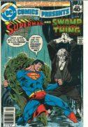 Dc comics presents swamp thing superman