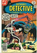 Detective comics batman 468 vechi benzi desenate vanzare