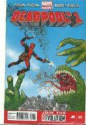 Marvel deadpool 1 benzi desenate noi